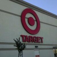 Photo taken at Target by Maverick on 10/8/2011
