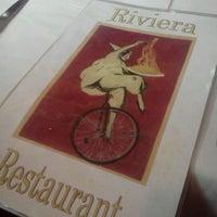 Foto tomada en Riviera Ristorante por Josh B. el 5/12/2012
