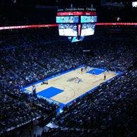 Foto tirada no(a) Chesapeake Energy Arena por MJ O. em 2/24/2012