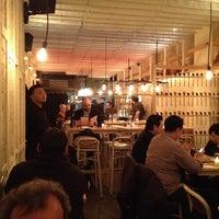 Das Foto wurde bei Danji von Katie B. am 1/10/2012 aufgenommen