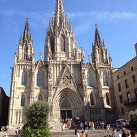 Foto tomada en Catedral de la Santa Cruz y Santa Eulalia por Jim el 8/5/2012