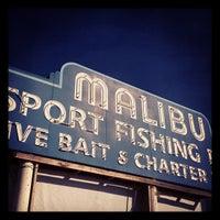 Photo prise au Malibu Sport Fishing Pier par David M. le11/25/2011