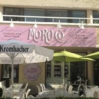 Foto tirada no(a) Moroco Chocolat por Kate G. em 7/12/2012
