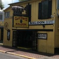 Foto diambil di Captain Tony's Saloon oleh 🍺 Tom 🍻 W. pada 7/30/2011