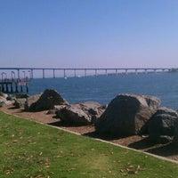 Das Foto wurde bei Embarcadero Marina Park South von Patrick S. am 9/26/2011 aufgenommen