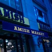 Foto tirada no(a) Amish Market Tribeca por Miriam B. em 11/5/2011