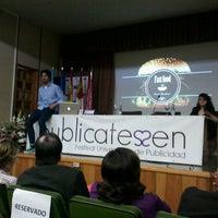 Foto tomada en Facultad de Ciencias Sociales, jurídicas y de la comunicación por Sergio N. el 3/28/2012