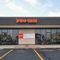 Снимок сделан в Bravo Tacos пользователем Zach R. 8/22/2011