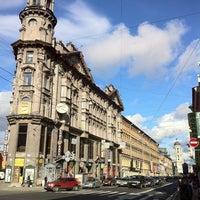 Foto tirada no(a) Пять углов por Vitaly P. em 9/24/2011