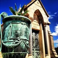 Das Foto wurde bei Oakland Cemetery von Chad E. am 9/9/2012 aufgenommen