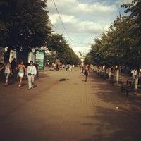 Снимок сделан в Улица Кирова пользователем Eugene K. 7/22/2012