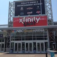 7/18/2012 tarihinde Helen D.ziyaretçi tarafından XFINITY Live! Philadelphia'de çekilen fotoğraf