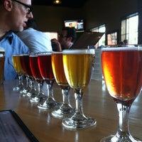 Снимок сделан в Cascade Brewing Barrel House пользователем emuchico W. 4/25/2012