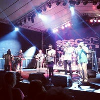 Foto tirada no(a) SESC Campinas por Thais F. em 9/13/2012