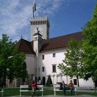 Photo prise au Château de Ljubljana par Юля Л. le4/17/2012