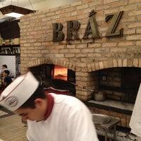 Foto tirada no(a) Bráz Pizzaria por Paulo Ruy P. em 2/16/2012