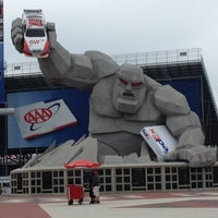Снимок сделан в Dover International Speedway пользователем R.W. 6/1/2012