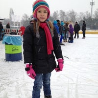 2/12/2012にSander d.がJaap Eden IJsbanenで撮った写真