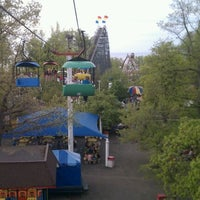 Photo taken at Waldameer & Water World by Tyshawn P. on 5/12/2012
