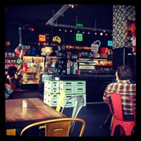 Das Foto wurde bei TOYKIO Gallery & Coffee von Markus K. am 6/1/2012 aufgenommen