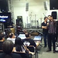 Foto tirada no(a) PlayTech por Luiz H. em 8/25/2012