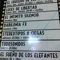 รูปภาพถ่ายที่ Centro Argentino de Teatro Ciego โดย Mar 🐑 B. เมื่อ 1/15/2012