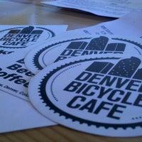 12/10/2011 tarihinde Davidziyaretçi tarafından Denver Bicycle Cafe'de çekilen fotoğraf