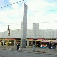 Снимок сделан в Metro =C= Nádraží Holešovice пользователем Tigra . 1/10/2012