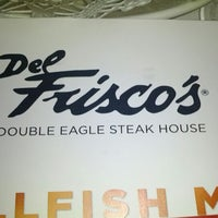 Foto scattata a Del Frisco's Double Eagle Steak House da Trung P. il 1/24/2012
