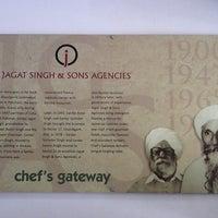 3/21/2012にGurvinがchef's gateway   Jagat Singh & Sons Agenciesで撮った写真