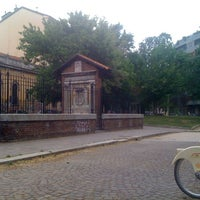 Giardinetti Di Via Conca Del Naviglio Park In Ticinese