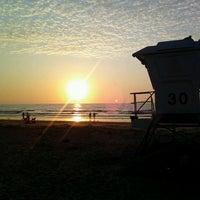 Снимок сделан в La Jolla Shores Beach пользователем Addison 9/13/2011