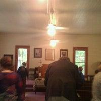 Foto tirada no(a) Liberty Universalist Church por Brandi C. em 10/23/2011