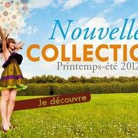 2/16/2012 tarihinde Corentin L.ziyaretçi tarafından Chaussmart'de çekilen fotoğraf