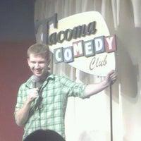 8/13/2011에 Rhonda K.님이 Tacoma Comedy Club에서 찍은 사진