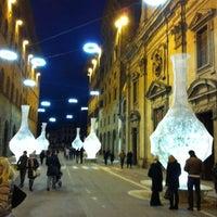 Foto scattata a Via Tornabuoni da Flavia C. il 12/18/2011