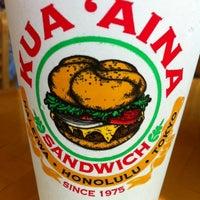 Foto tomada en Kua'āina Sandwich por Yoshida T. el 1/1/2012