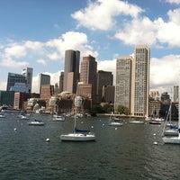 Foto scattata a Boston Harbor da Carl A. il 8/4/2011