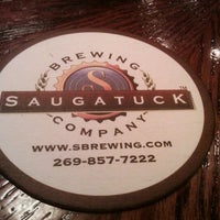 Photo prise au Saugatuck Brewing Company par Tom G. le10/14/2011