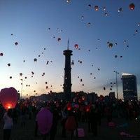 Снимок сделан в Парк 300-летия Санкт-Петербурга пользователем Julia T. 5/1/2012