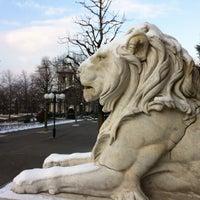 Das Foto wurde bei Esplanade de Montbenon von MM's am 2/1/2012 aufgenommen