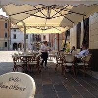 Foto scattata a Caffè San Marco da Alex F. il 5/19/2012