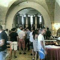 Foto scattata a Consorzio Produttori Vini Manduria da Italian N. il 8/25/2012