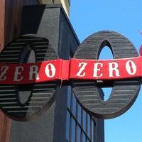 7/29/2011 tarihinde Josh B.ziyaretçi tarafından Zero Zero'de çekilen fotoğraf