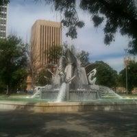 รูปภาพถ่ายที่ Victoria Square/Tarndanyangga โดย Gordon K. เมื่อ 10/27/2011