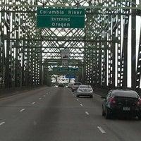 Photo prise au Oregon/Washington State Line par Ray G. le8/23/2011