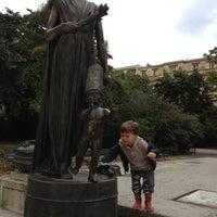 Das Foto wurde bei Monument des Droits de l'Homme von Marina V. am 8/30/2012 aufgenommen