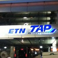 Foto tomada en ETN por Clau H. el 5/3/2012