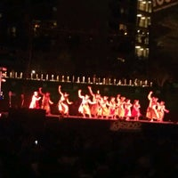 Снимок сделан в Grand Performances пользователем Anna S. 8/12/2012