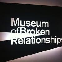 Foto scattata a Muzej prekinutih veza | Museum of Broken Relationships da Meryem A. il 3/9/2012